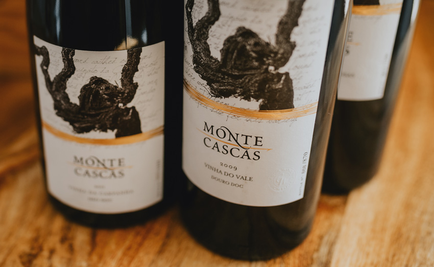 Old vines - Monte Cascas