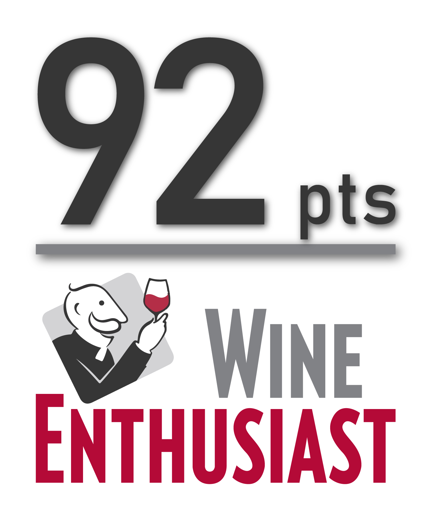 Wine Enthusiast - 92 points